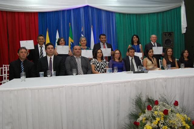 18ª Zona Eleitoral diploma seus eleitos. Veja as fotos  - Imagem 36