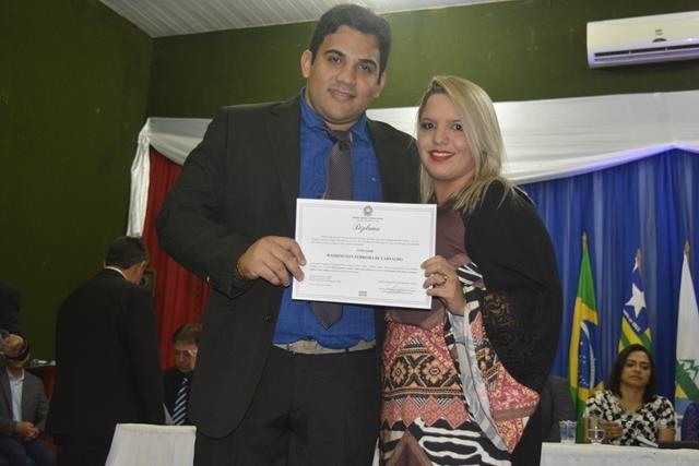 18ª Zona Eleitoral diploma seus eleitos. Veja as fotos  - Imagem 2