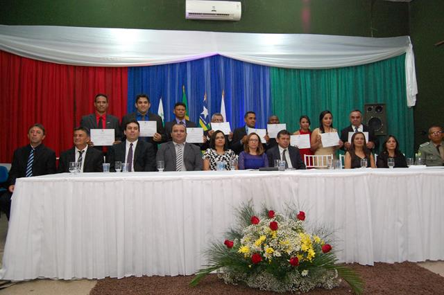 18ª Zona Eleitoral diploma seus eleitos. Veja as fotos  - Imagem 34