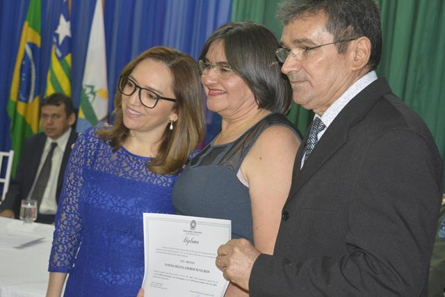 18ª Zona Eleitoral diploma seus eleitos. Veja as fotos  - Imagem 1