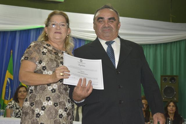 18ª Zona Eleitoral diploma seus eleitos. Veja as fotos  - Imagem 3