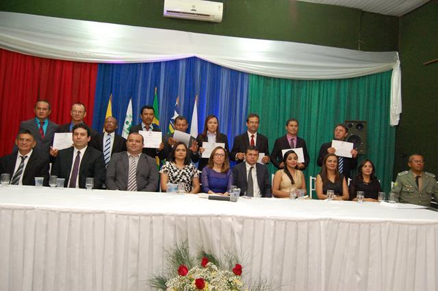 18ª Zona Eleitoral diploma seus eleitos. Veja as fotos  - Imagem 33