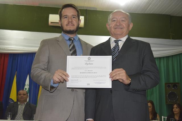18ª Zona Eleitoral diploma seus eleitos. Veja as fotos  - Imagem 17