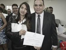 Prefeito Tomé Portela é diplomado em Aroazes. Fotos