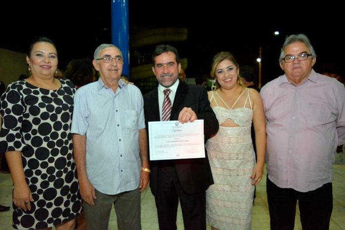 José Raimundo Sá é diplomado Prefeito de Oeiras - Imagem 7