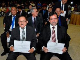 José Raimundo Sá é diplomado Prefeito de Oeiras