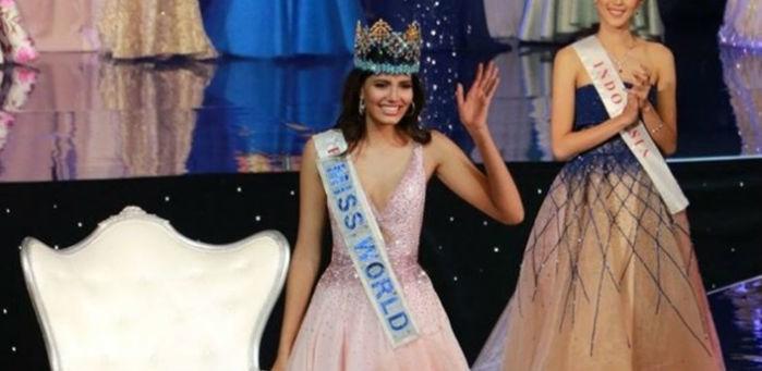 Miss Mundo 2016 é de Porto Rico