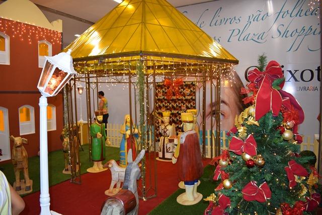 Papai Noel chega ao Picos Plaza Hotel e emociona a todos