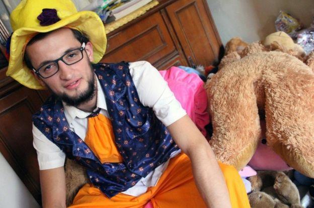 Anas al-Basha havia se casado dois meses atrás (Crédito: AP)