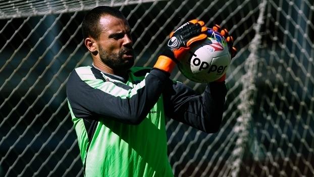 Diego Cavalieri é um dos jogadores que recebeu férias no time do Fluminense (Crédito: Reprodução)