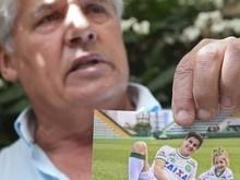 Pai de zagueiro critica piloto e lamenta 'desrespeito' de Temer