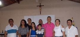 Jovens concluem curso de teclado na comunidade Sapucaia