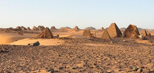 Egito não é o país com maior número de pirâmides