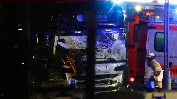 Atentado em Berlim matou 12 pessoas  (Crédito: Reuters)