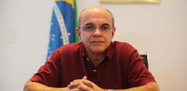 Bandeira de Melo, presidente do Flamengo (Crédito: Reprodução)