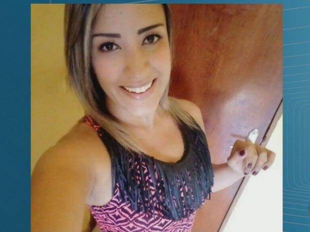 Dione da Silva Lima, de 30 anos, que acabou sendo morta a tiros