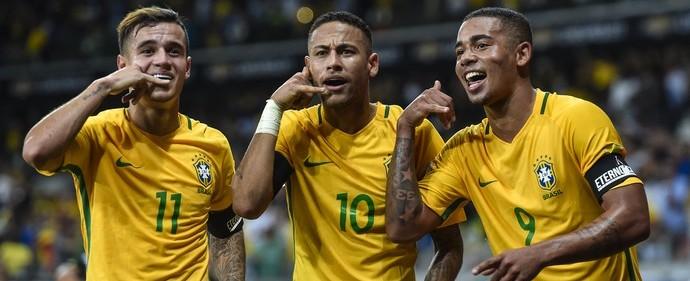 Ranking da Fifa fecha o ano com Argentina em 1º e Brasil em segundo