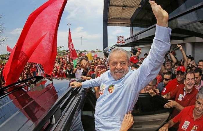 Lula será lançado candidato no início de 2017
