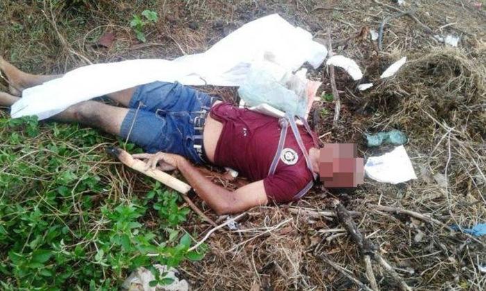 Vendedor morreu no local do acidente