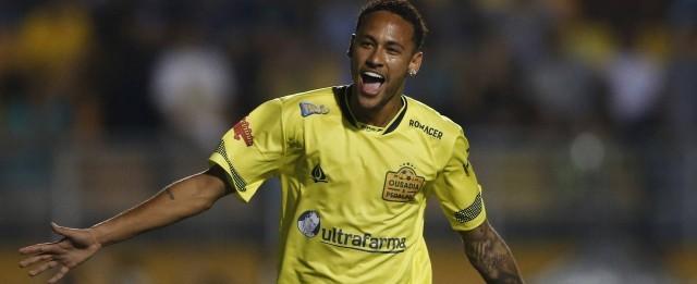 Neymar confirma presença em jogo festivo de Zico, no Maracanã