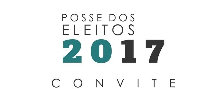 Prefeito Lincoln Matos divulga convite para posse em 01/01/2017