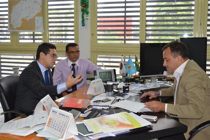 Sejus e PF firmam parceria