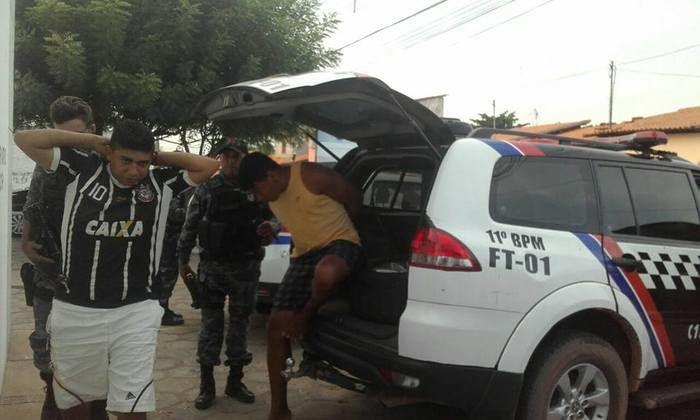 Operação de combate ao tráfico prende sete suspeitos em Timon (Crédito: Plantão Policial)