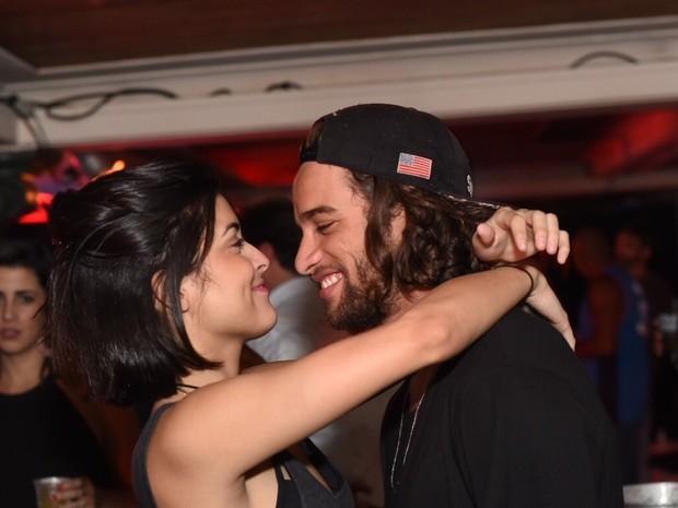 Pablo Morais e nova namorada (Crédito: Reprodução)