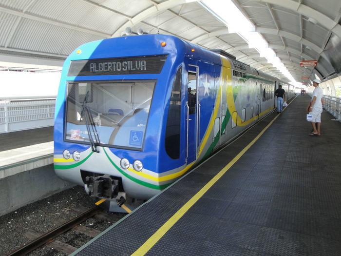 Metrô de Teresina (Crédito: Reprodução)