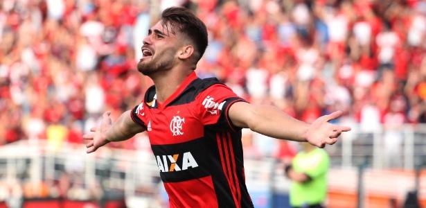 Promovido da base, Felipe Vizeu teve bom desempenho no Brasileiro (Crédito: Reprodução)