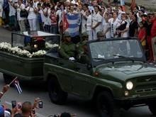 Cinzas de Fidel Castro serão enterradas neste domingo (04)