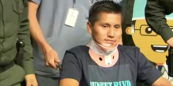 Primeiro sobrevivente da queda de avião da Chape recebe alta