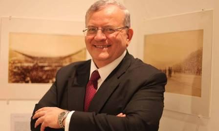 embaixador da Grécia no Brasil, Kyriakos Amiridis