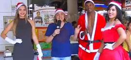 Baphon preparou um programa especial para a noite de Natal