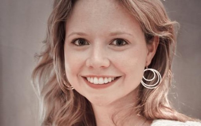 Danielle Dytz da Cunha, filha de Eduardo