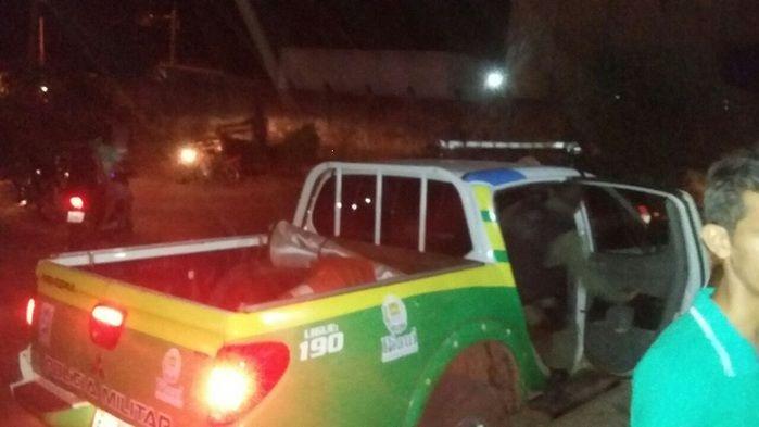 Crime ocorreu em José de Freitas (Crédito: Reprodução)