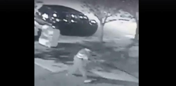 Ladrão roubou luzes de natal em NY