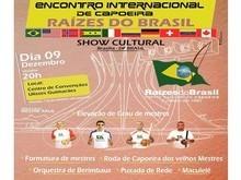 Delegação de capoeiristas do PI embarca para Encontro Internacional