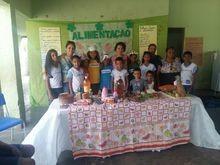 """Projeto """"Alimentação Saudável da escola Antonia de Pádua"""