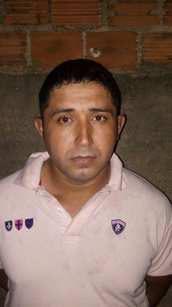 Acusados de executarem o cabo (Crédito: Polícia Civil)