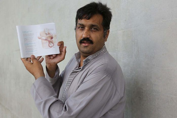Homem com pênis biônico recebeu mais de 50 ofertas para sexo (Crédito: Reprodução)