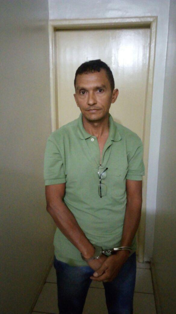 Taxista acusado de ser articulador do crime (Crédito: Polícia Civil)