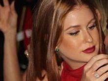 Marina Ruy Barbosa dedica prêmio ao noivo:'Homem da minha vida'