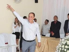 Raimundo Silveira é diplomado pela 5ª vez prefeito de Parnarama