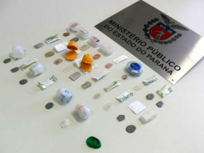 Foram apreendidos dedos de silicone para fraudar ponto