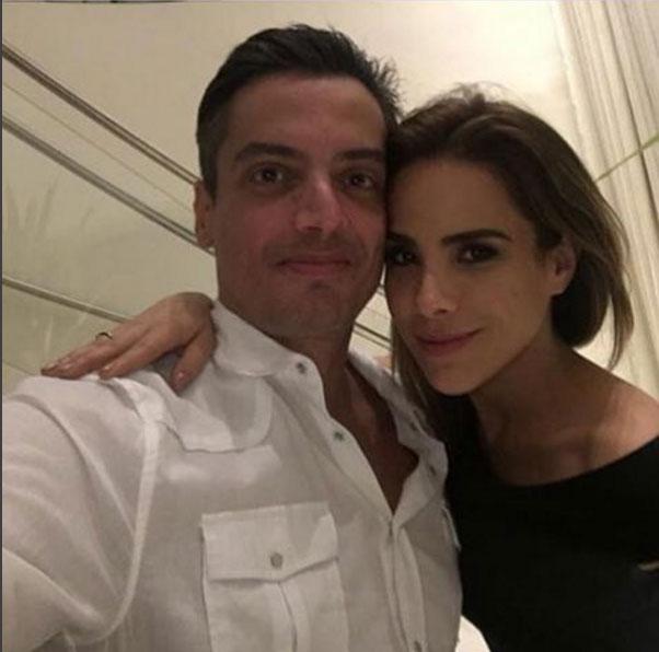 Leo Dias e Wanessa Camargo  (Crédito: Reprodução/ Instagram)