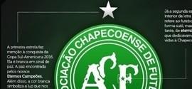 Chape anuncia novas estrelas no escudo para homenagear vítimas