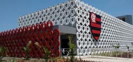 Fla dá retoques finais e inaugura CT de R$ 15 milhões