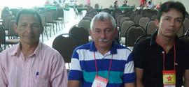 Prefeito eleito de NSR participa de seminário em Teresina