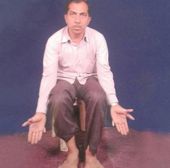 Devendra Suthar (Crédito: Reprodução)